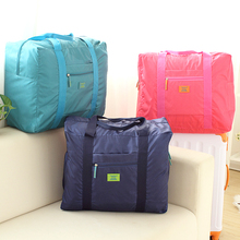 2015 New Nylon Women Men Travel Bags Handbags Organizer Waterproof Bags for Business and Travel Large