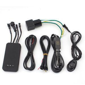 NE High Quality GPS GPRS GSM H09 SMS Car Vehicle Realtime Tracker Tracking Device With Low Price EN(China (Mainland))