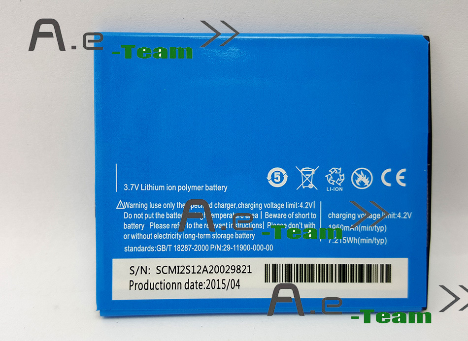 Elephone P10 Battery High Quality 100 Original 1950mAh Li ion Battery Replacement for Elephone P10 P10C