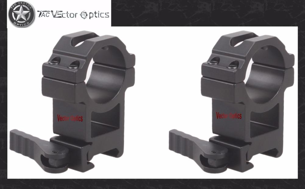 Vector-Optics-30mm-Tactical-Quick-Release-Scope-QD-Base ...