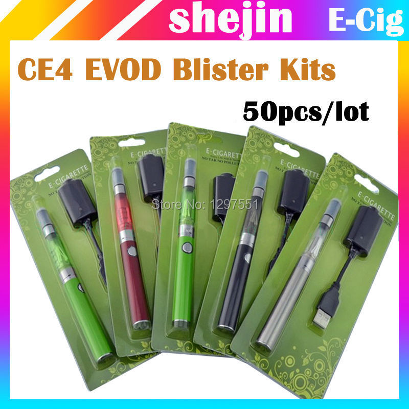 50pcs/lot evod ce4 e ce4 evod usb