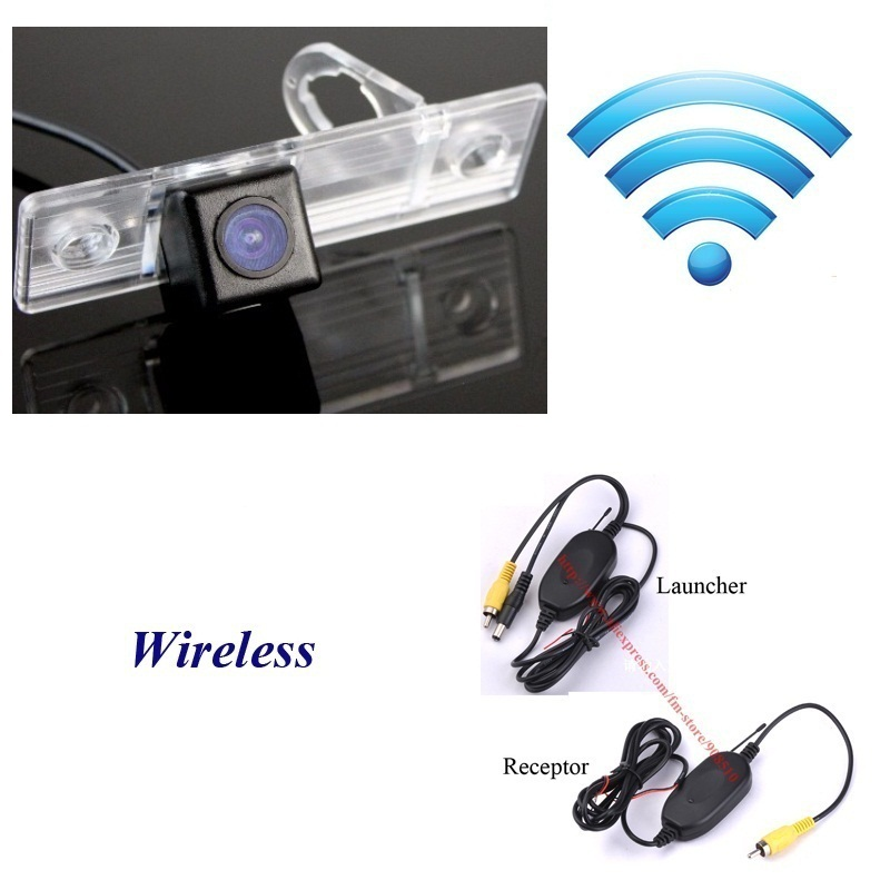 DIY for Chevrolet Optra Spark Sonic Tosca wireless bluetooth wifi auto backup rear view rearview reverse camera camara kamera<br><br>Aliexpress
