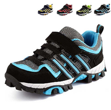 2015 Brand Spring Autumn Kids Casual Sports Shoes Boys Breathable Sneakers Shoes Children Soft Sole Running Shoes(China (Mainland))
