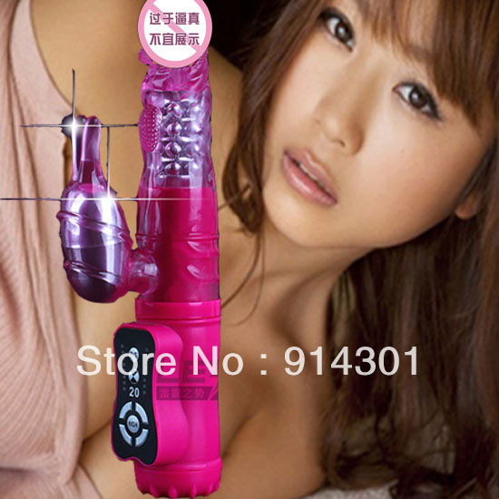 Free shipping waterproof rabbit vibrator sex toys,passioin wave jack rabbit sex products,ship randomly