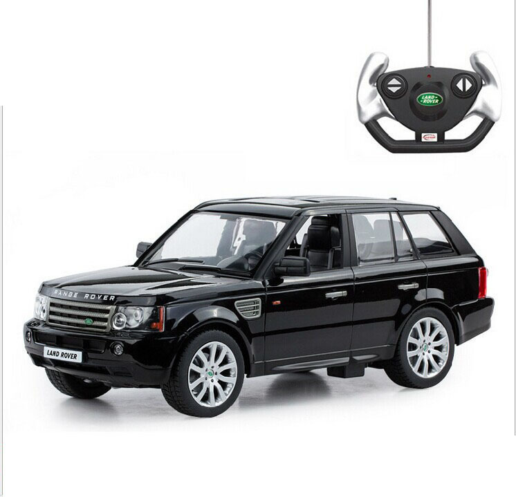 Free Shipping Rastar 28200 1/14 Range Rover RC Remote Control Racing Car Simulation Model SUV Speed Drift Toy Diecast Collection(China (Mainland))