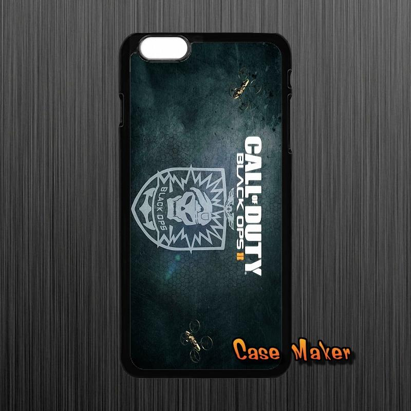 For Samsung Galaxy A3 A5 A7 A8 A9 Pro J1 J2 J3 J5 J7 2015 2016 2015 Call Of Duty 2 Black Ops hard TPU Case Cover(China (Mainland))