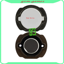 50pcs/lot wholesale White/Black For iPod Touch 4th Generation Home Button with Adhesive with cheaper price free shipping(China (Mainland))