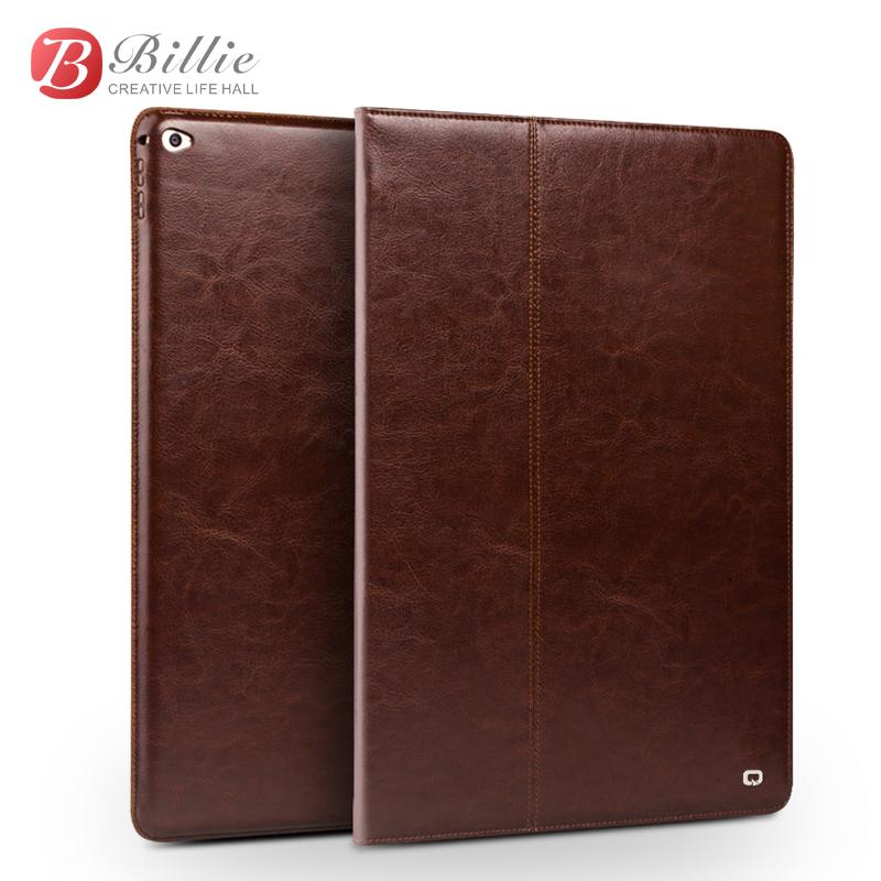 Genuine Leather Case For Apple Ipad Pro 12 9 Case Flip