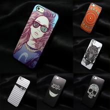 Чехол чехол для Iphone 5 5S чехол для Iphone 5 5S, ацтеков этнический племя узор ретро винтажный жёсткая задняя часть роскошь caso для iPhone5 5S