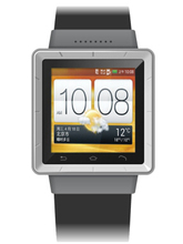 S6 3 G Android 4.0 Bluetooth Smartwatch téléphone bracelet montre Smart Watch pour Android avec caméra
