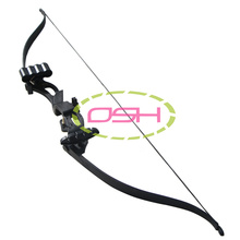 Archery Bows and Arrows Black Traditional Compound Bow for Adult Outdoor Sports Hunting Shooting Sling Shot