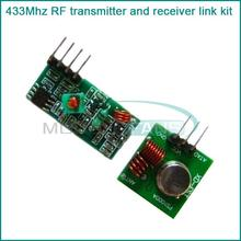 Buy 5 Pairs, 10pcs 433Mhz RF Transmitter and Receiver Module Link Kit for Arduino/ARM/MCU WL Diy 433mhz Wireless Modules for $2.95 in AliExpress store