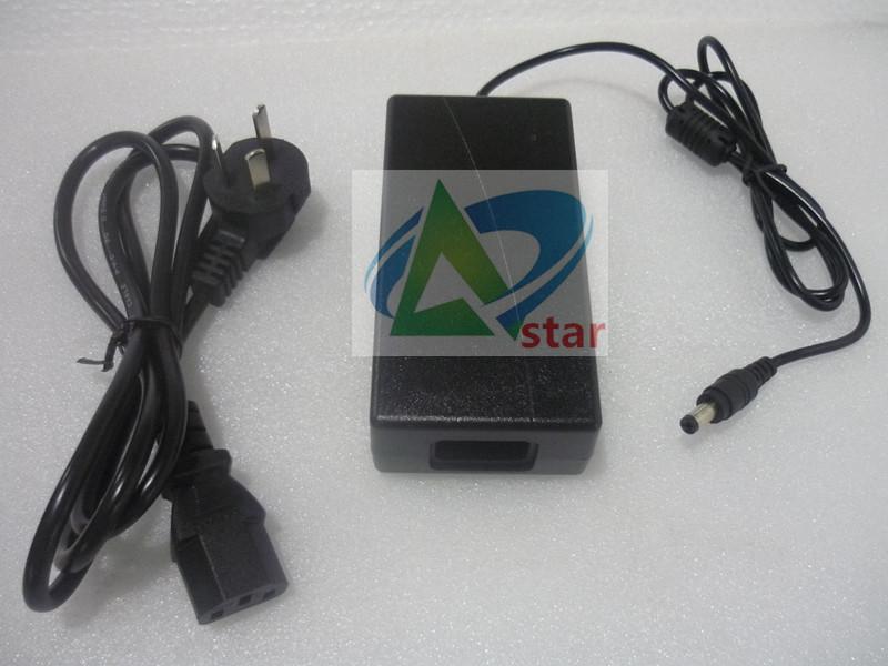 Lcd monitor ac dc adapter 12v 4a lcd display power supply 220v power cord(China (Mainland))