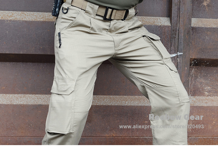 Lightweight Cargo Pants For Men