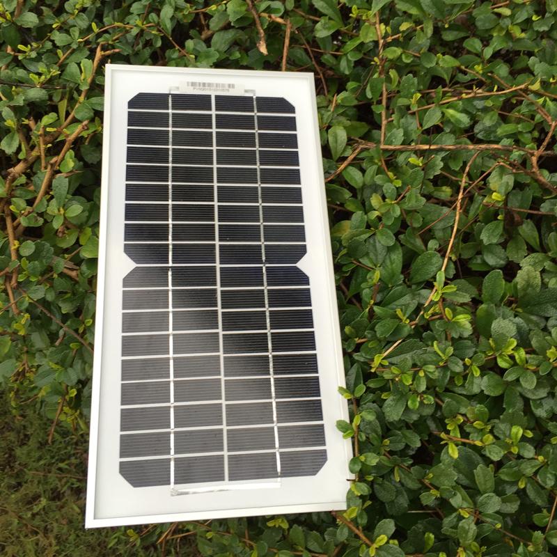 mini solar panel 18v 5w 2 pcs /lot china panneau solaire 12v photovoltaic panel waterproof caravana monocrystalline solar cell(China (Mainland))