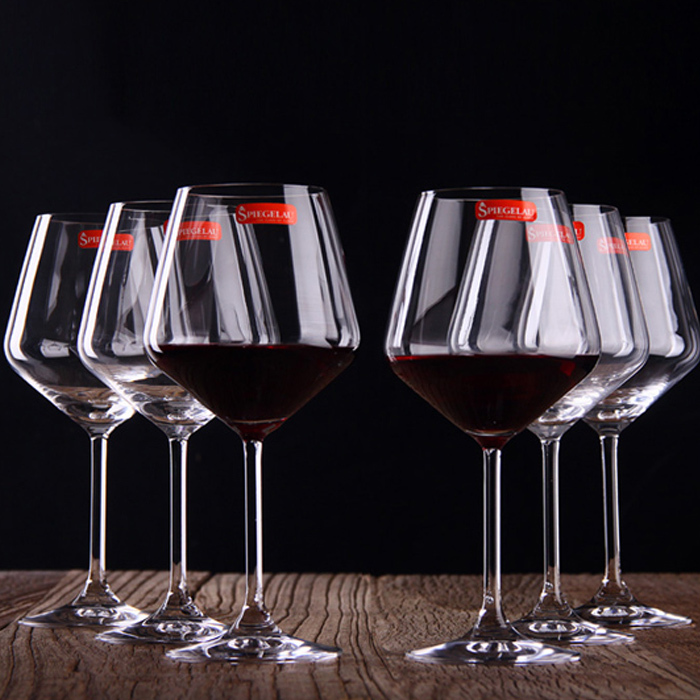 Germany Brand 6 Pcs Super Capacity Of 640ml Crystal Glass