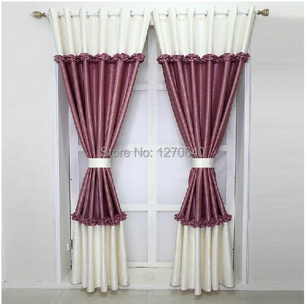 Luxury finished unique curtains for living room elegant - Cortinas elegantes para sala ...
