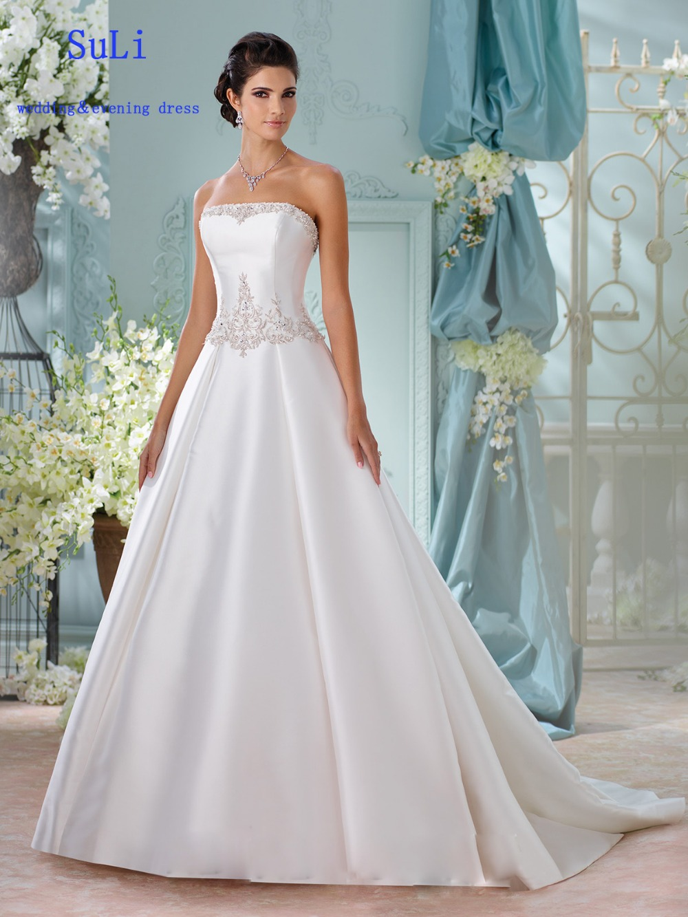 Cheap Winter Wedding Dresses