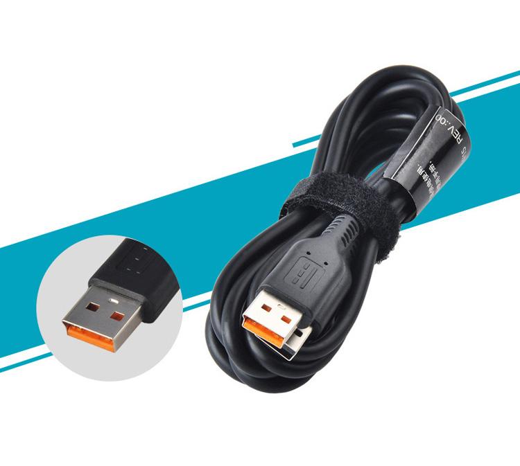 Фотография 10PCS USB Cable AC Power Supply Adapter Charger Charging Cord for Lenovo Yoga 3 Pro Yoga 4 Pro Yoga 700 900 miix 700 / miix 2 11