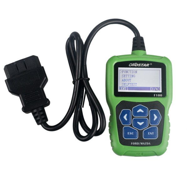 Promotion OBDSTAR F-100 Mazda/Ford Auto Key Programmer No Need Pin Code Support New Models and Odometer(China (Mainland))