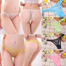 Women Mesh Sheer Panties