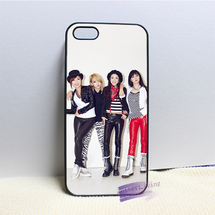 2ne1 fashion cell phone case cover for iphone 4 4s 5 5s 5c 6 6s & 6 plus & 6s plus #N0039(China (Mainland))