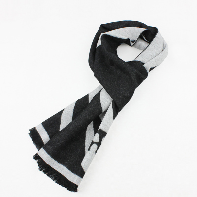 1pcs lot Men commercial plaid cashmere scarf muffler male scarf autumn and winter thermal collars tassel