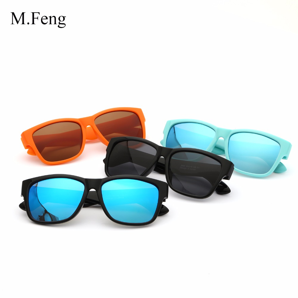 MAIFENG wholesale kids sunglasses in girls 2016 polarized boys child fashion sun glasses UV400 Gafas Oculos De Sol MFTYJ900