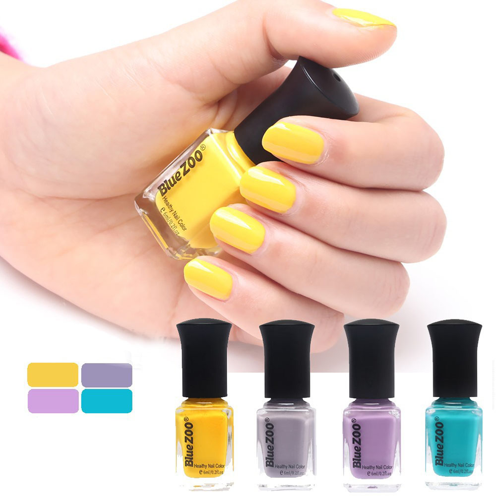Online Get Cheap Bright Yellow Nail Polish -Aliexpress.com ...