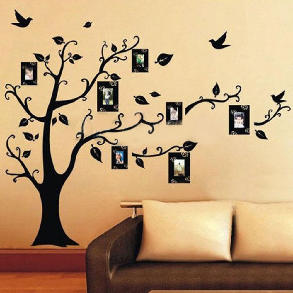 Wall decals and murals