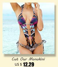 2016 Swimsuit de Uma Peça Sexy Cintura Alta Swimwear Mulheres Cut Out Bodysuit Monokini Triquini Beachwear Maiô Feminino De Folha De Palmeira