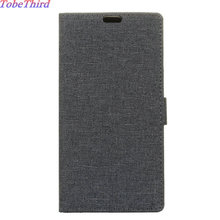 Buy TobeThird Alcatel U5 Case Linen Texture Card Holder Stand Wallet PU Leather Flip Cover Case Alcatel U5 5.0 for $7.64 in AliExpress store