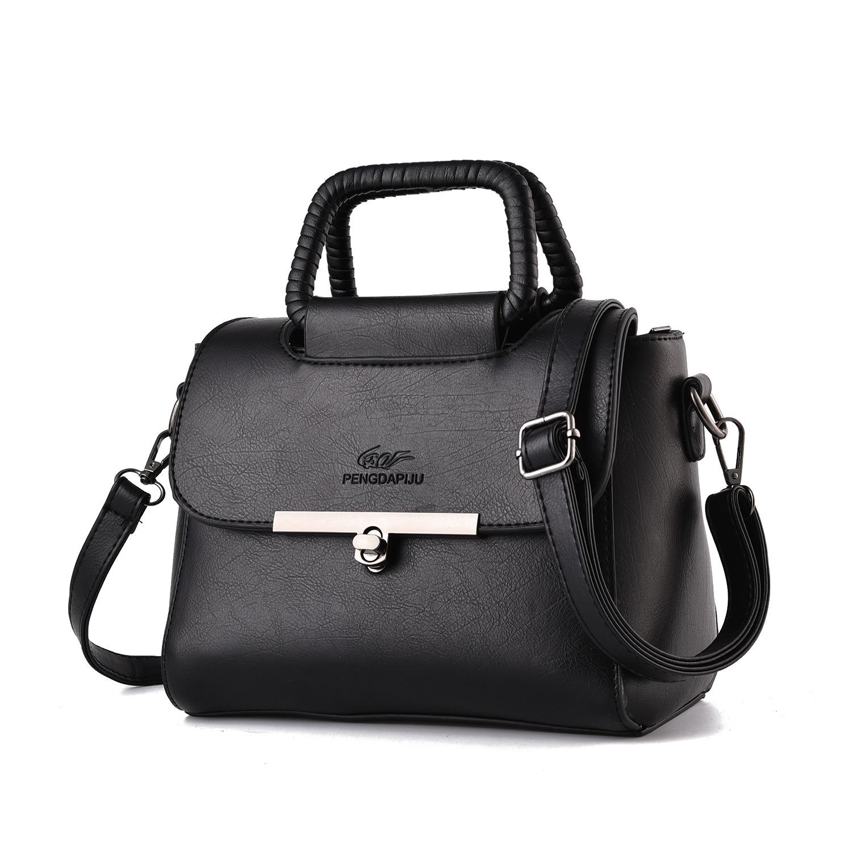 Convenience Bag - 2016 new simple all-match small Korean handbags tote shoulder bag fashion mini small cross body bag(China (Mainland))
