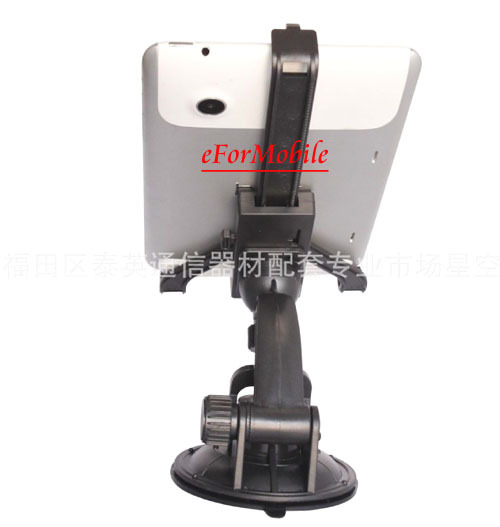 360 Degree Rotating Holder Tablet PC Holder Car Holder Window Suction Holder For Samsung Galaxy Tab