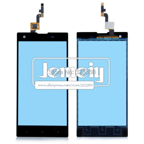 "New Arrival 5 inch Digitizer For fly iq 4511 tornado one octa touch screen fly iq4511 Touch Panel 5""Glass Lens Replacement+Tools"