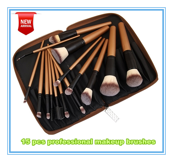 Кисти для макияжа Makeup Brushes 15 pinceis maquiagem make up brushes new mermaid makeup brushes foundation eyebrow eyeliner blush cosmetic concealer fish tail make up brushes tools pincel maquiagem