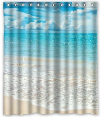 op Beach Decor Curtains - Online winkelen / kopen Lage Prijs Beach ...
