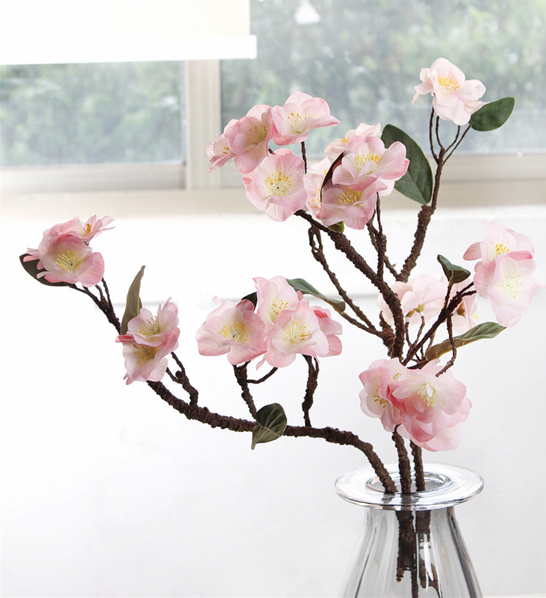 Compare prices on peach flower centerpieces online