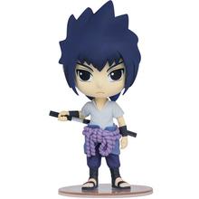 Free Shipping High quality Anime Naruto Uchiha Sasuke PVC Action Figure Collection Toys 20cm boxed classic toys