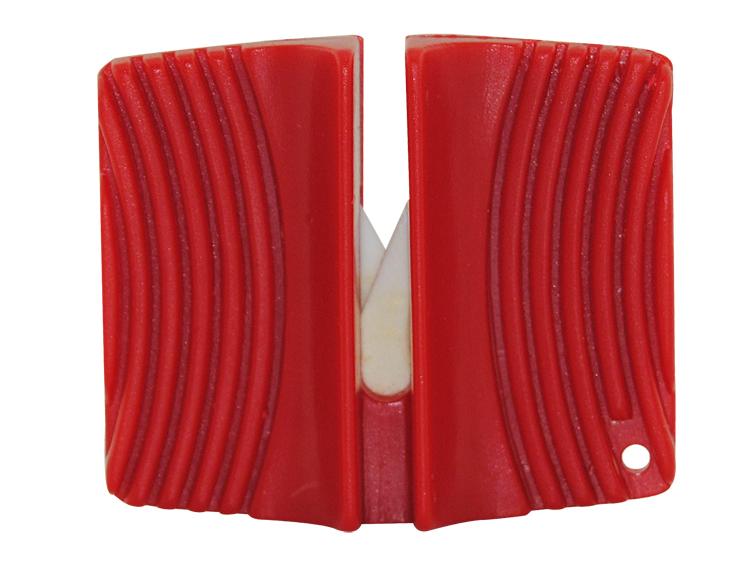 Kastking Mini Ceramic Rod Tungsten Steel Camp Pocket Kitchen Knife Sharpener Tool 1SPC Fishing Tackle(China (Mainland))