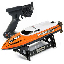 New Arrival Remote Control Toys UDI001 2.4G 4CH water cooling RC Boat Toy High Speed 25kM/H VS FT007 FT009 Wl911 Wl912(China (Mainland))