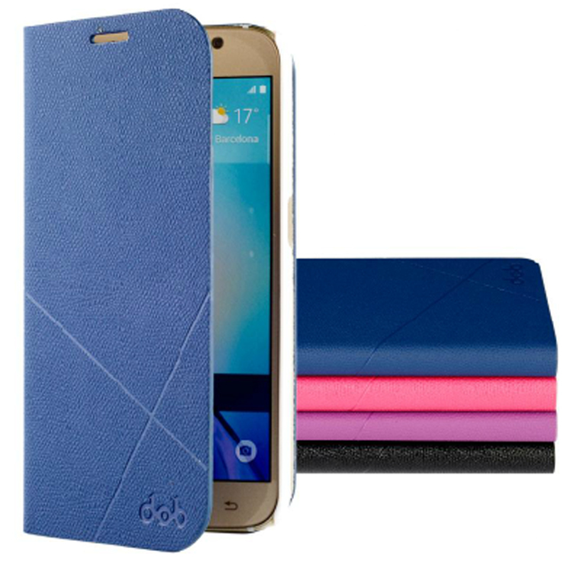 Sell PU Leather Flip Case Cover For Meizu MX5 Wallet Phone Bag With Stand Function +Screen Film(China (Mainland))
