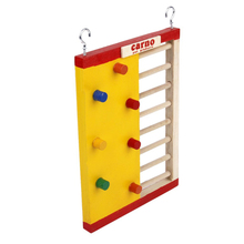 2016 New Arrival Colorful Pet Hamster Toy Wooden Climbing Ladder Pet Toy(China (Mainland))