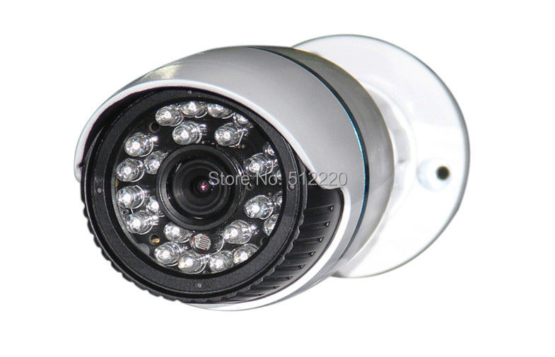 Free shipping brand new best 1MP IP camera H.264 ONVIF network mini micro security surveillance video camera wide angle software(China (Mainland))