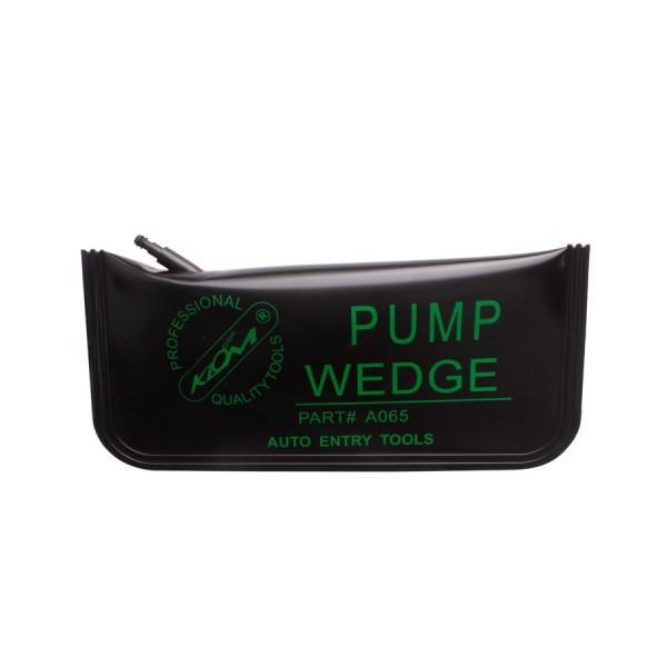 Profesional 2016 KLOM Rubber PUMP WEDGE LOCKSMITH TOOLS Auto Air Wedge Lock Pick Open Car Door Lock big Size Auto Air PUMP WEDGE(China (Mainland))