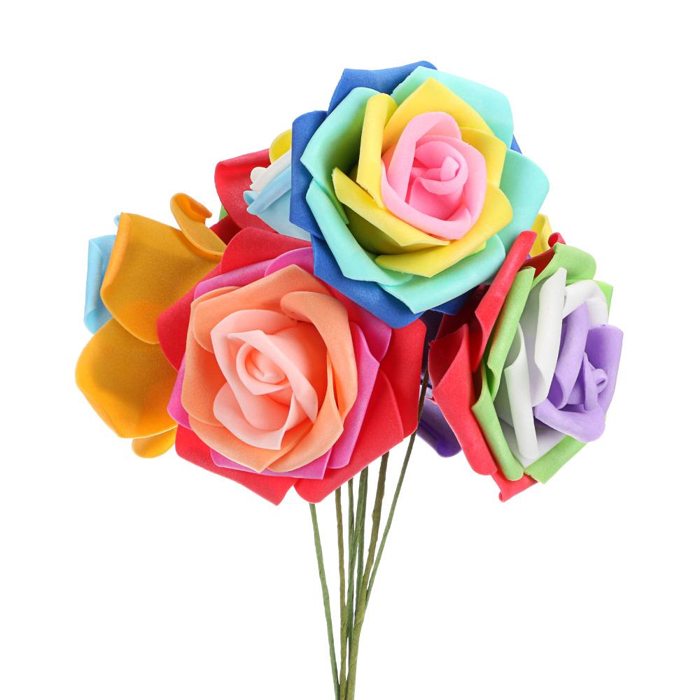 11 pcs un ensemble le plus bas prix 6 7 cm artificielle mousse arc - Cout Fleuriste Mariage