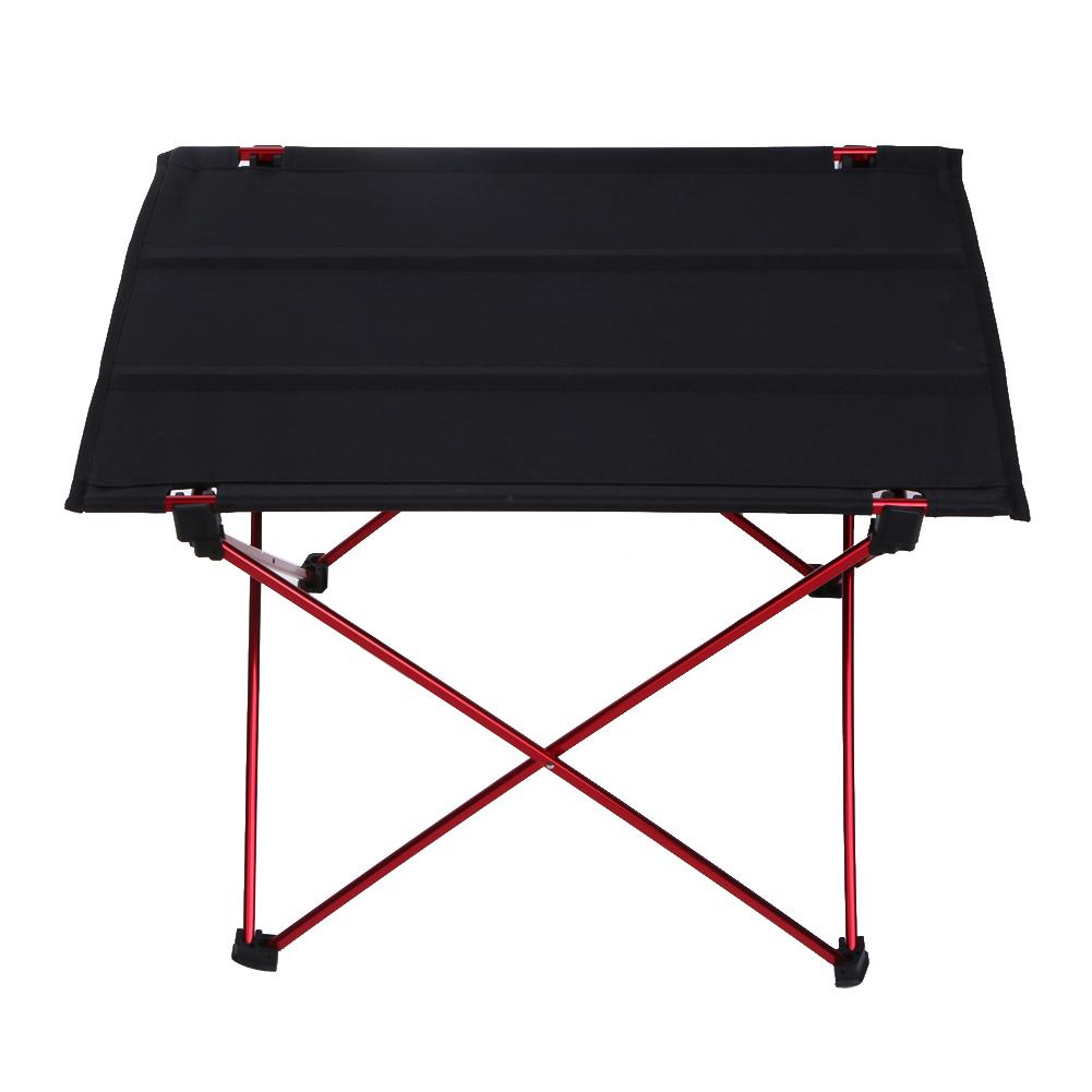 Travel Kits Portable Ultra-light Aluminium Alloy Camping Folding Table Tavel tool Ultralight Mesa Plegable For Hiking Picnic(China (Mainland))