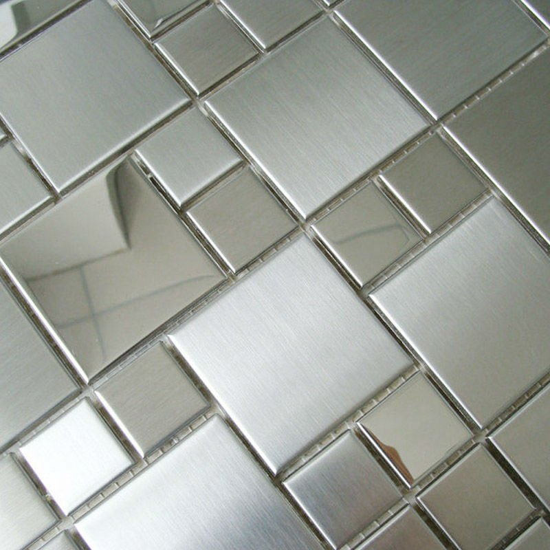 Fresh Design Of Mirror Mosaic Tile Sheets - Best Home Plans and ...