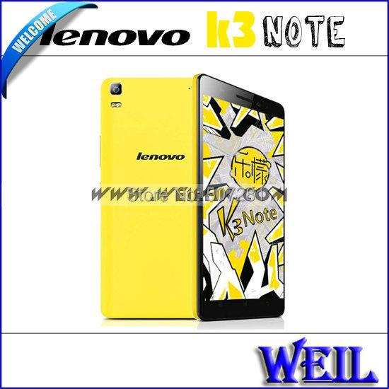 Мобильный телефон Lenovo K3 4G LTE Octa 5,5 Android 5.0 5.0MP + 13.0mp 2 16 GB сотовый телефон lg k100ds k3 lte black blue