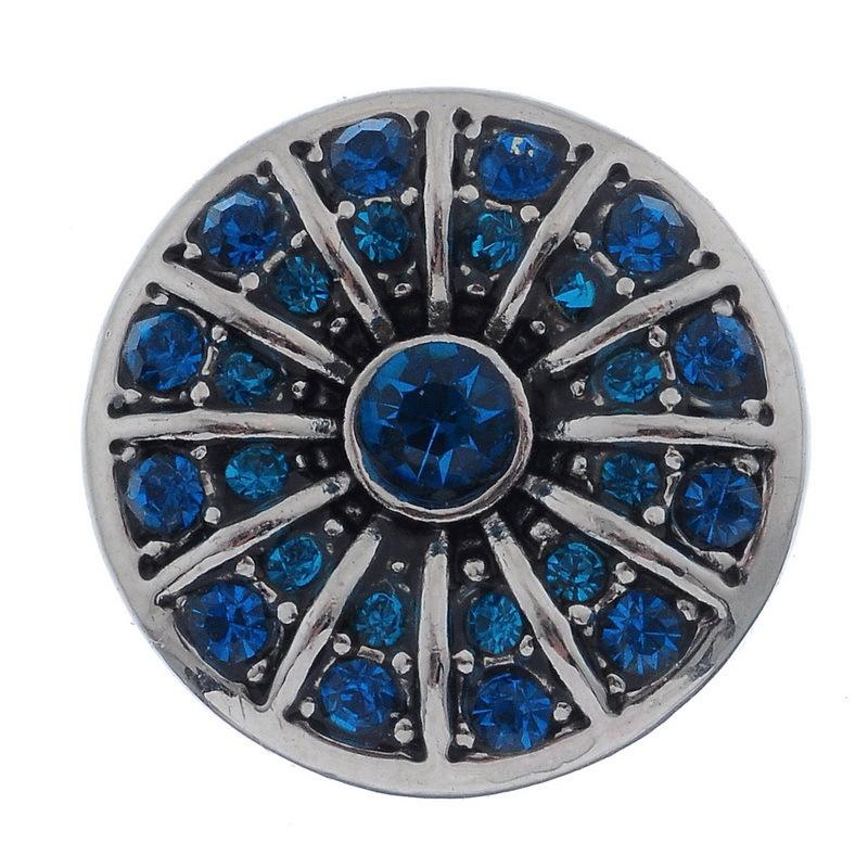 2015 Hot Sale Bracelets For Women Blue Rhinestone Stripe ...